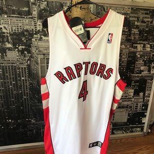78263330810 adidas Other - Toronto Raptors Chris Bosh  4 NBA jersey